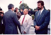 Pierre PONTHIEUX, le 18 juin 1990