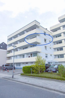 "Haus Nautic - Apartment ""Atlantis"": Eckwohnung in der 3. Rtage"