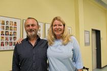 Vorsitzende Anette Weidler und Stellvertreterin Silke Heinz-Döring