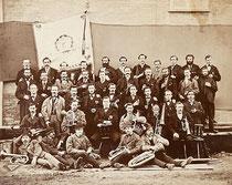 Musik Weitnau im Jahr 1871