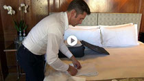 Pure Luxury: Professional Suitcase Packer in Hotel de Rome in Berlin