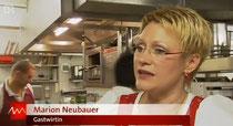 """Marion Neubauer, Landhotel & Weingasthof """"Schwarzer Adler"""" in Wiesenbronn"""