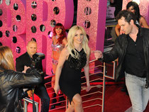 Britney Spears Makes Official Las Vegas Arrival with Elaborate Welcome Event at Planet Hollywood Resort & Casino