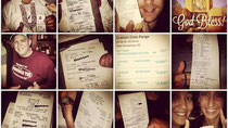 50.000 Dollar Trinkgeld - Unbekannter beschenkt Kellner in den USA