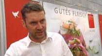 Gut, gesund, gegrillt: Tipps vom Fleisch-Experten Wolfgang Otto