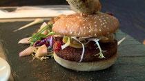 Fleischlappen mit Brötchen? Burger aus Berlin im Trend