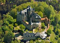 Ludwigstadt: Traum vom Fünf-Sterne-Hotel auf der Burg geplatzt