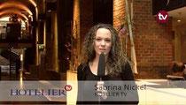HOTELIER TV - Pilotsendung Nr. 5 vom 23.06.2010 - Moderatorin Sabrina Nickel
