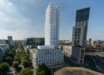 Hotel-Tower in Berlin City West: Grundsteinlegung für größtes Motel One