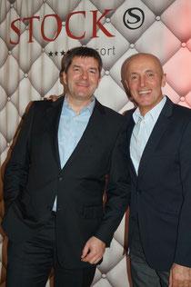 Prof. Dr. Ingo Sass & Josef Stock