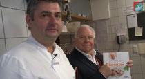"""Sterneköche verraten simple Tricks für raffinierte Gerichte - Neues Kochbuch """"Einfach geniessen"""""""