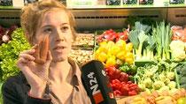 Gegen Wegwerfgesellschaft - Krummes Gemüse soll nicht in die Tonne