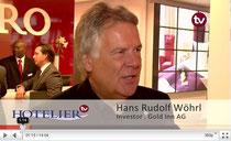 HOTELIER TV - Interview mit Touristik-Unternehmer Hans-Rudolf Wöhrl