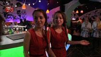Witzige Gastro-Idee: Restaurant mit Zwillingen