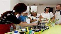 Kinderrestaurant in Leipzig: Hier stehen die Kids in der Küche