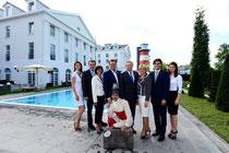 Deutschlands größtes Hotel Resort sucht neuen Talente - Paradebeispiel für Image- und Jobkampagne in der Hotellerie