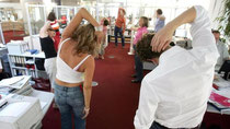 Fitte Mitarbeiter - Betriebe setzen sich für Gesundheit am Arbeitsplatz ein