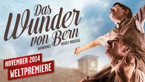 Neues Musical in Hamburg: Das Wunder von Bern