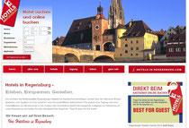Gesparte Provisionen für HRS & Co.: Hotels in Regensburg spenden 15.000 Euro - Weiter Fokus auf Direktvermarktung unter hotels-in-regensburg.com