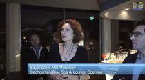 Hotel Bayerischer Hof in München weiht Blue Spa & Lounge mit Dachgarten ein