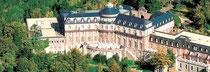 Schlosshotel Bühlerhöhe - Luftbild