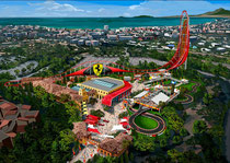 Ferrari Land to be established in Spain - A new branded theme park within PortAventura - First Ferrari Hotel