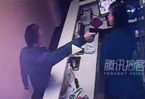 Überfallversuch auf Hotel: Täter mit Pistole und Messer wird abgewehrt