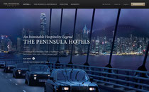 The Peninsula Hotels' new experiential website - peninsula.com - aims to tell a deeper story about the brand and its unique properties, offering an immersive, rich and dynamic digital experience that