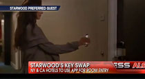 How safe is virtual key entry in hotels? Customers can unlock rooms with an app