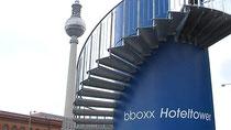 """Mobiles Hotelzimmer: """"bboxx Hoteltower"""" vorgestellt - Ergänzung für Hotels bei starker Auslastung"""