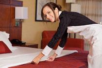 Schulungsfilm für Hotelmitarbeiter: Was ist im Roomkeeping zu tun