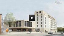 Hoffnung für Kongresshotel in Ingolstadt: Hotelketten ringen um Zuschlag