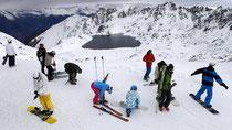 Ski-Saison eröffnet - Auf die Bretter, fertig, los!