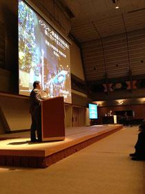 京都大学 原島先生講演