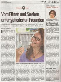 Kleine Zeitung vom 19.1.2014