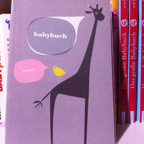 Jetzt neu bei uns: Das dudugaga Babybuch/Babyjournal