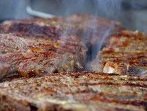 Die Qualität des Fleisches ist entscheidend...