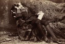 Oscar Wilde 1882, Schriftsteller, Autor, Buchautor