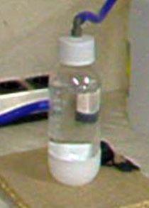 Bubbler aus PET-Flasche