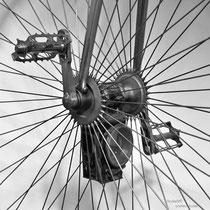 Das Rad der Zeit - eine Metapher
