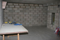 Quelle peinture est conseill e pour peindre au bout - Peinture pour mur de garage ...