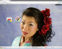 Google Chromeテーマ