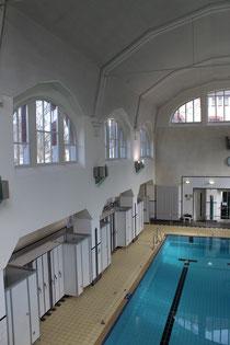 In Geschichte baden: Stadtbad Uerdingen