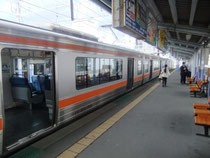 JR岡谷駅