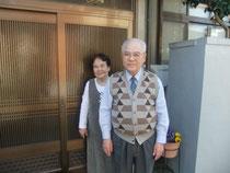 久保田忍牧師夫妻