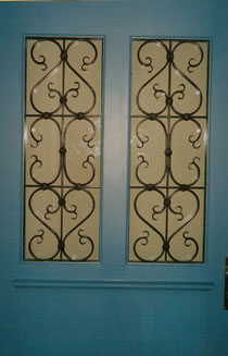 Türfenstergitter