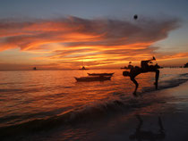 Bye bye Boracay, wir werden deine Sonnenuntergänge vermissen!