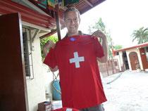 Die Arbeitskleidung im Swiss Resort