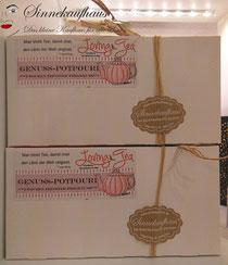 Tipp Onlineshop Shopping Test Gourmet Feinkost Label Teekenner Teezeremonie Lovingtea Lädchen Sinnekaufhaus Erfurt LangeBrücke Thüringen Versandhandel