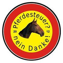 Pferdesteuer NEIN